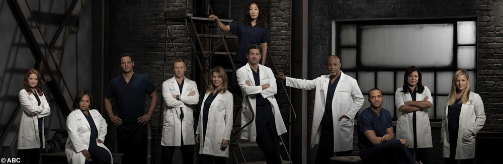 10 Facts about «Grey\'s Anatomy» – Quotenmeter.de