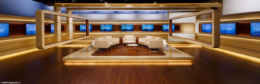 Talkshow Hintergrund
