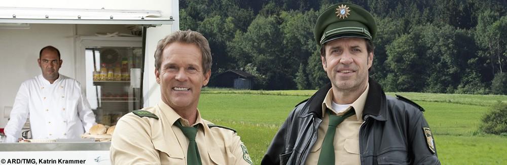 Die Kritiker Hubert Und Staller Die Ins Gras Beißen