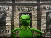 * Muppet Movie * * * .. Auf Nach Hollywood ... Kraftvoll