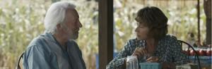 Helen Mirren und Donald Sutherland auf Abwegen: Das Leuchten der Erinnerung