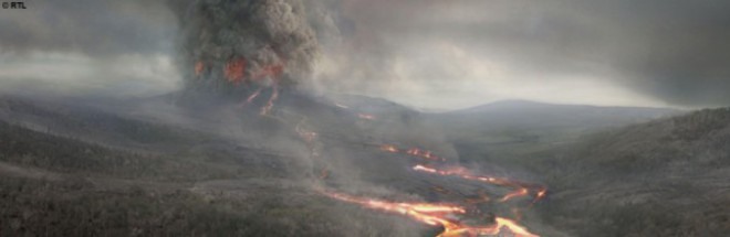 Katastrophenfilme Vulkan