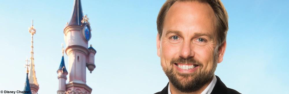 Steven Gätjen Vom Schlag Den Raab Moderator Zum Disney