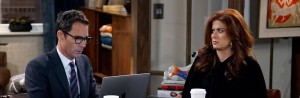 Will & Grace erreicht Staffel-Tiefpunkt