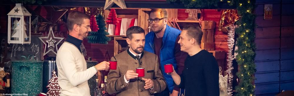 Joko Und Klaas Weihnachten