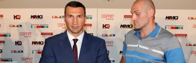 klitschko fury quoten