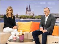 Guten Morgen Deutschland Geht Auf Tuchfühlung Mit Dem