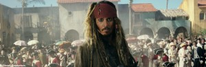 Teil sechs in Sicht! Disneys Pirates of the Caribbean werden wieder seetüchtig gemacht …
