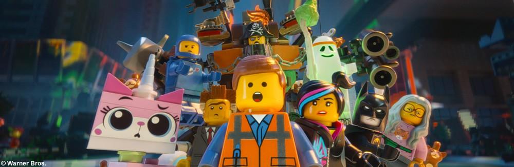 The Lego Movie Für Ein Hier Ist Alles Super Reicht Es Nicht Ganz
