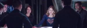 Supergirl: Dank Crossover zum Staffel-Bestwert
