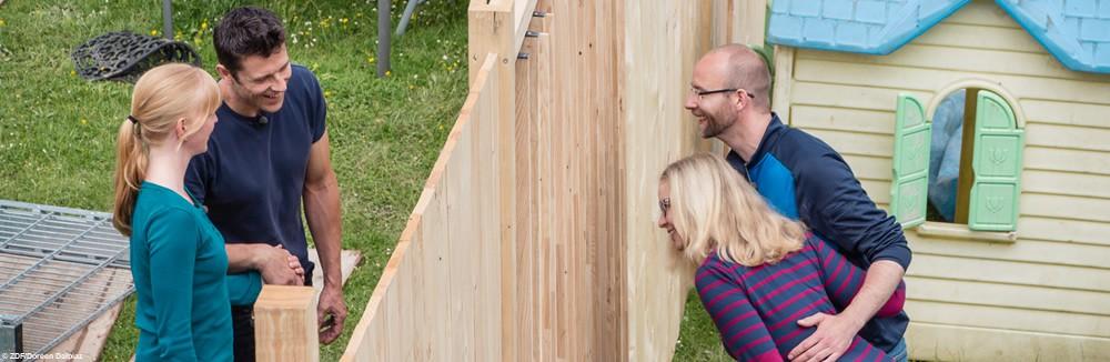 Die Kritiker: «Der Nachbar in meinem Beet» - Quotenmeter.de