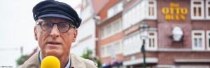Keine Weihnachtsfeier auf dem Deich: Otto Waalkes wird zum Grinch