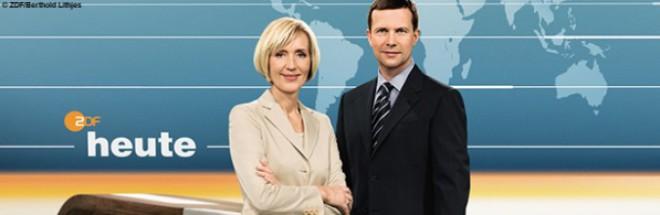 30 millionen euro neues studio f r die heute nachrichten for Nachrichtensprecher zdf