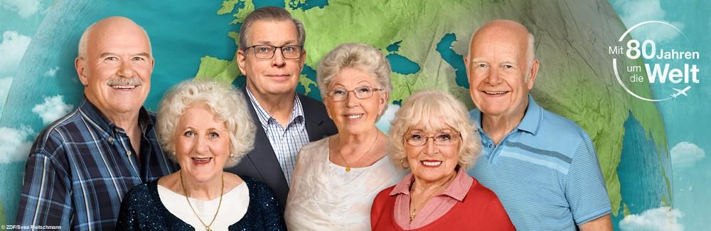 Mit 80 Jahren Um Die Welt Gestorben